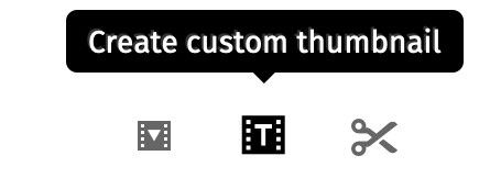 Creating custom thumbnails
