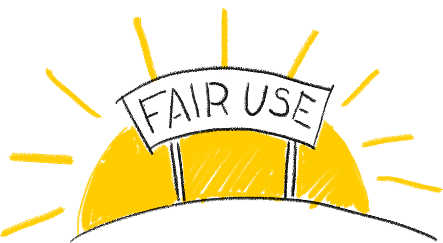 Fair use is important for content managers