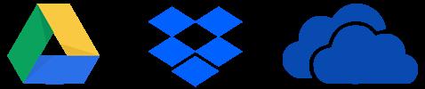 General file management software logos