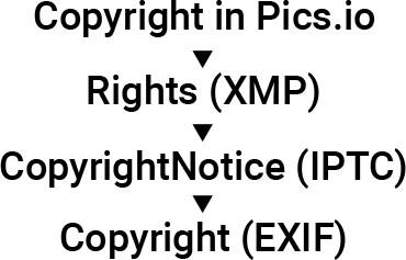 Copyright in Pics.io > Rights > Copyright Notice > Copyright