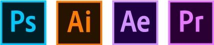 Integrate your digital library with Adobe Photoshop, Illustrator, After Effects, and Premiere Pro.