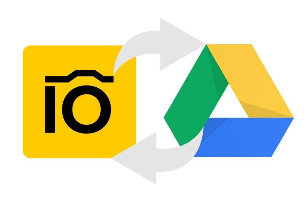 Pics.io and Google Drive