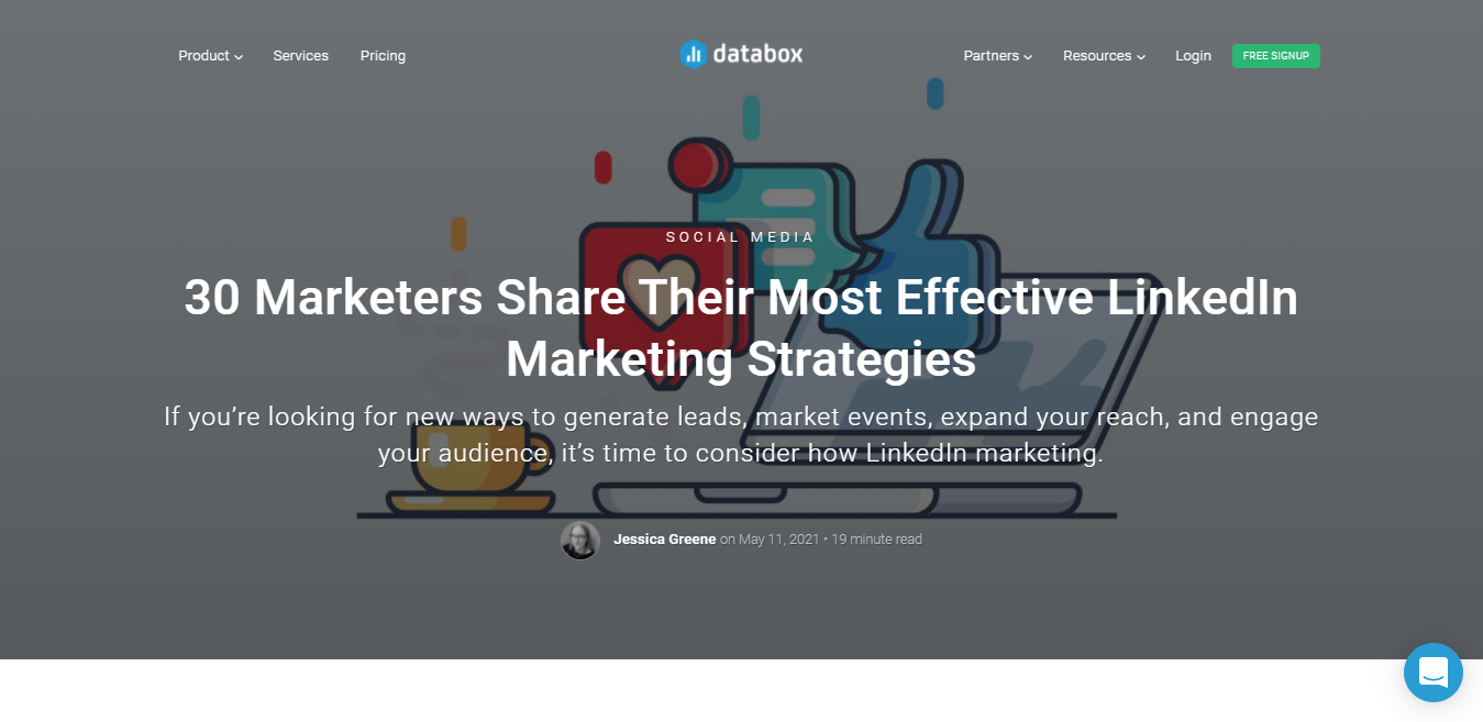 Post by Databox