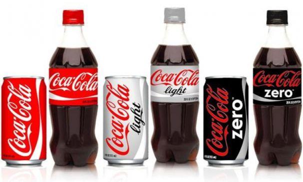 Coca Cola brand