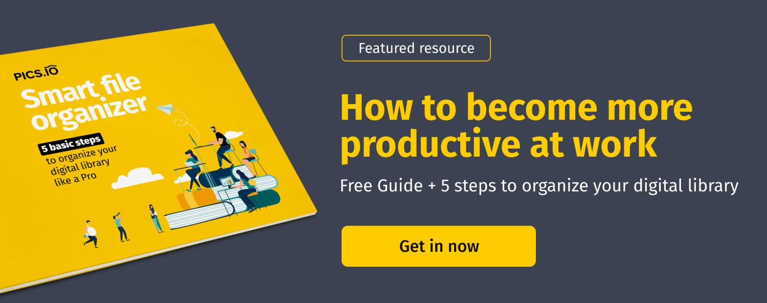How to become more productive at work | Free Guide + 5 steps to organize your digital library